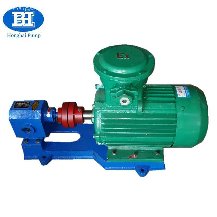 high pressure explosion proof oil pump for boiler