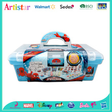 SPIDERMAN activity tool box