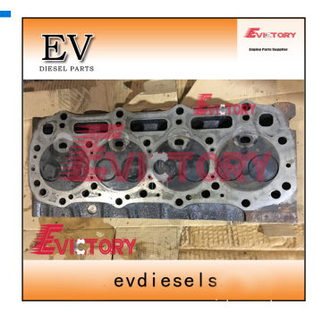 PERKINS engine cylinder head 404C cylinder block