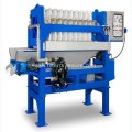 Pharmacy Chamber Membrane Filter Press Big Capacity