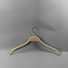 Wooden Coat Clothes Hanger