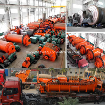 Cassiterite Ore Mining Processing Plant For Tin Extraction