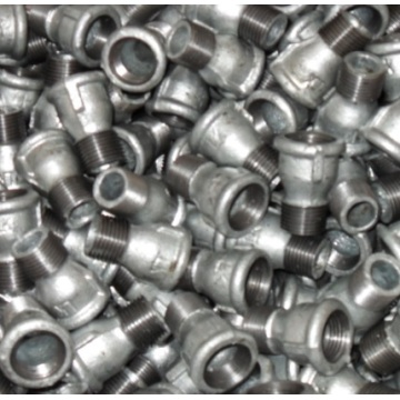 Beaded Type Malleable Iron Concentric Sockets