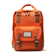 China Gold Supplier for School Bags Girls New Design Polyester Backpack School Bag supply to Lithuania Wholesale