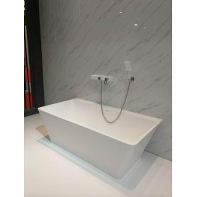 Hot-sale pure acrylic freestanding bathtub