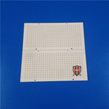 good chemical stability insulating ceramic substrate board