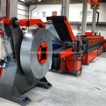 Steel Silo Corrugated Panel Stiffener Roll Forming Machine