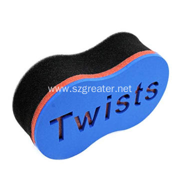 Black men curly hair Tool Twist Curl Sponge