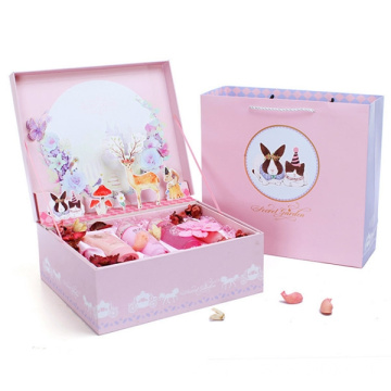 Brand Enhanceing Customized Beauty Cosmetic Paper Box