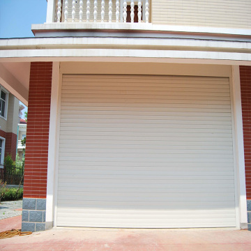 Double Door Garage Door with Polyurethane Foam