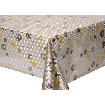 3D Laser Coating Tablecloth Philippines