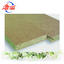 Best quality and factory for Outdoor Melamine Particle Board E1 glue competitive particle board export to Tuvalu Supplier