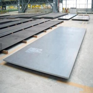 Hot Rolled Mild Carbon Galvanized Steel Sheet Plate