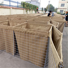 Security and Defence Gabion Barriers Systerm