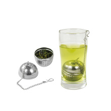 stainless steel tea ball