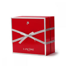 Red Holiday Cosmetic Packaging Box