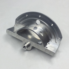 Custom Machining Aluminum Spare Parts
