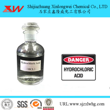 High Quality Hydrochloric Acid Industry Grade