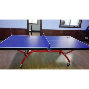 Rainbow Double Folding Table Tennis Table