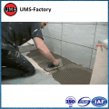 Tile adhesive powder for bathroom