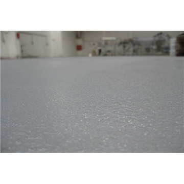 Epoxy beads anti-skid wear-resistant floor paint