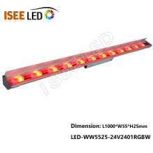 RGBW Small Size LED Wall Washer Light