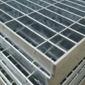 Dovetail Pressure Locked Stainless Steel Grating