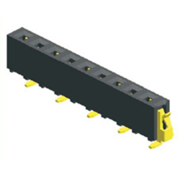 1.27X2.54mm Female Header Single Row SMT Type