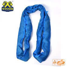 8Ton High Quality Soft Endless Polyester Round Sling