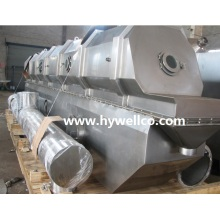 Calcium Citrate Fluid Bed Drying Machine
