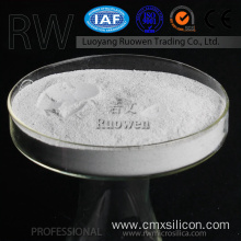 High temperature resistant slinging refractory material micro silica powder price for sale