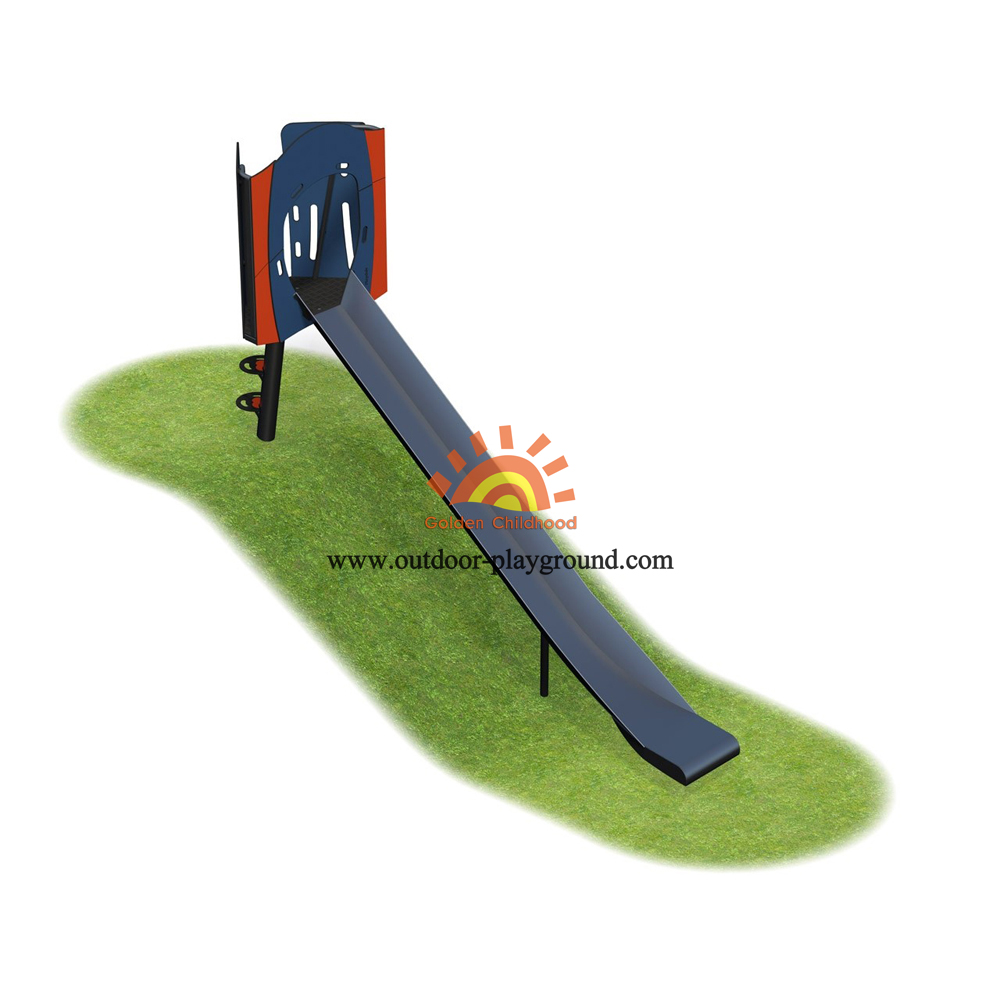 Kids Outdoor Playground Equipment Slide