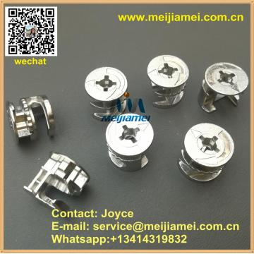 Furniture Connecting Nut and Bolts Zinc Cam 4.1g Height 13mm
