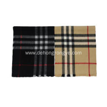 Best Quality for Cashmere Underwear And Cashmere Blanket,Cashmere Blanket,Fashion Style Cashmere Knitted Manufacturer in China Woolen plaid cashmere scarf supply to Saint Vincent and the Grenadines Exporter