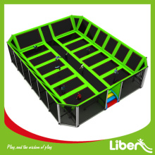 10 Years manufacturer for Indoor Trampoline Park Best trampoline structure indoor elastic trampoline export to Estonia Manufacturer