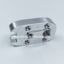High Speed Machining 6061 Aluminium Parts