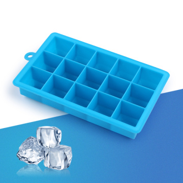 15 Grids Silicone Ice Cube