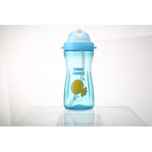 Baby Water Drinking Straw Bottle Sippy Cup XL