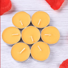 High Quality for Colored Tealight Candle With Aluminum Holder Paraffin Wax White Tealight Candle for Votive supply to Sri Lanka Suppliers