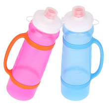 Best Price for for Plastic Sport Water Bottle Wide mouth running water drinking bottles supply to South Korea Factories