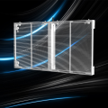 Transparent glass led display price