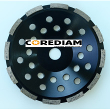 Single Row Grinding Cup Wheel