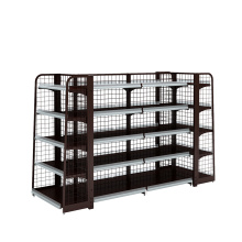 Popular Design for for Offer Supermarket Rack,Steel Supermarket Rack,Shop Shelf From China Manufacturer Steel Supermarket Display Rack export to Monaco Wholesale