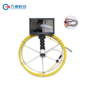 Push Rod Tube Survey Camera System