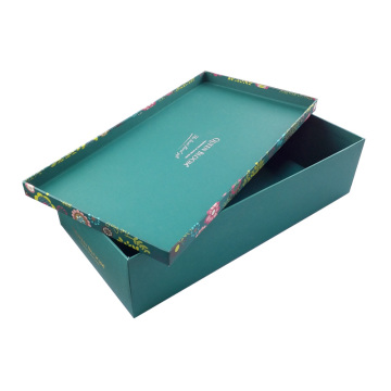 Custom Rigid Cardboard Gift Two Pieces Box