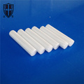 smooth alumina zirconia mica glass ceramic rod plunger