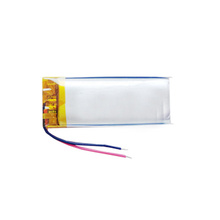 Factory 102050 li-ion battery 3.7v 1000mah for Microphone