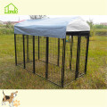Durable large pet kennel fence for sale