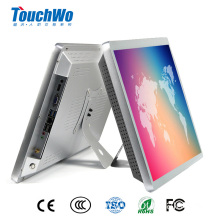 Aluminum alloy 21.5 inch touchscreen monitor