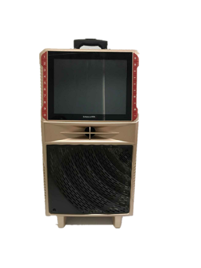 Karaoke Speaker With Screen